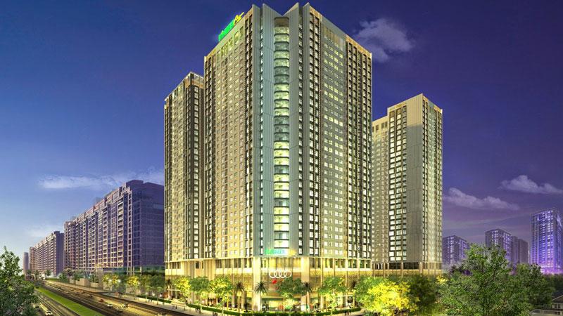 Asahi Tower apartmentin District 8