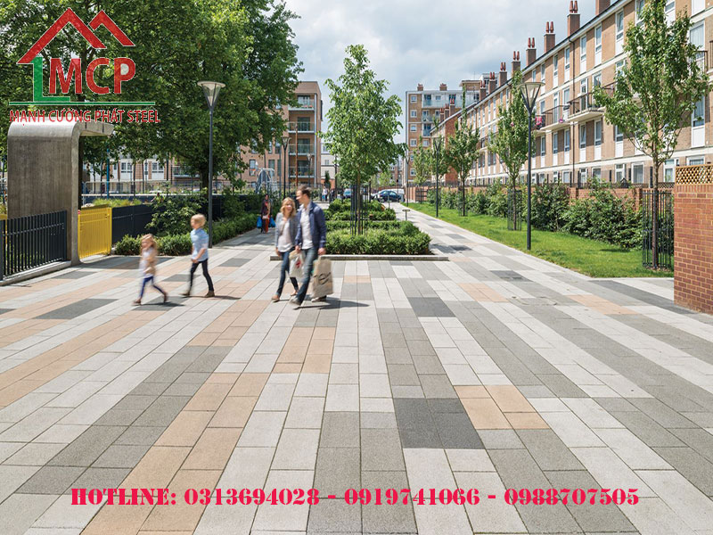 Price list of genuine Dong Tam tiles - 2020   Building materials Manh Cuong Phat