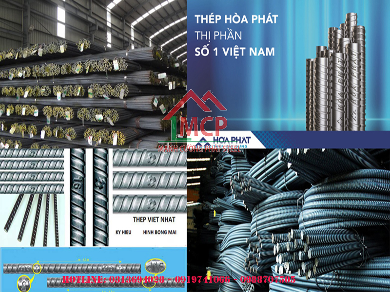 Hoa Phat steel quotation - The best dealer price in Ho Chi Minh City