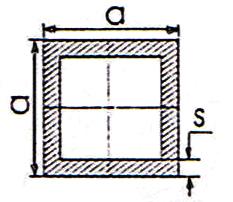 thep hộp vuông