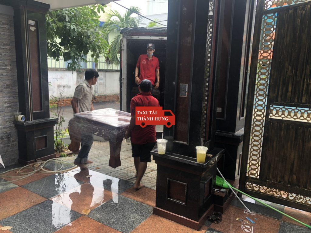 chuyển nhà thành hưng,Taxi tải Thành Hưng chuyển nhà quận Gò Vấp