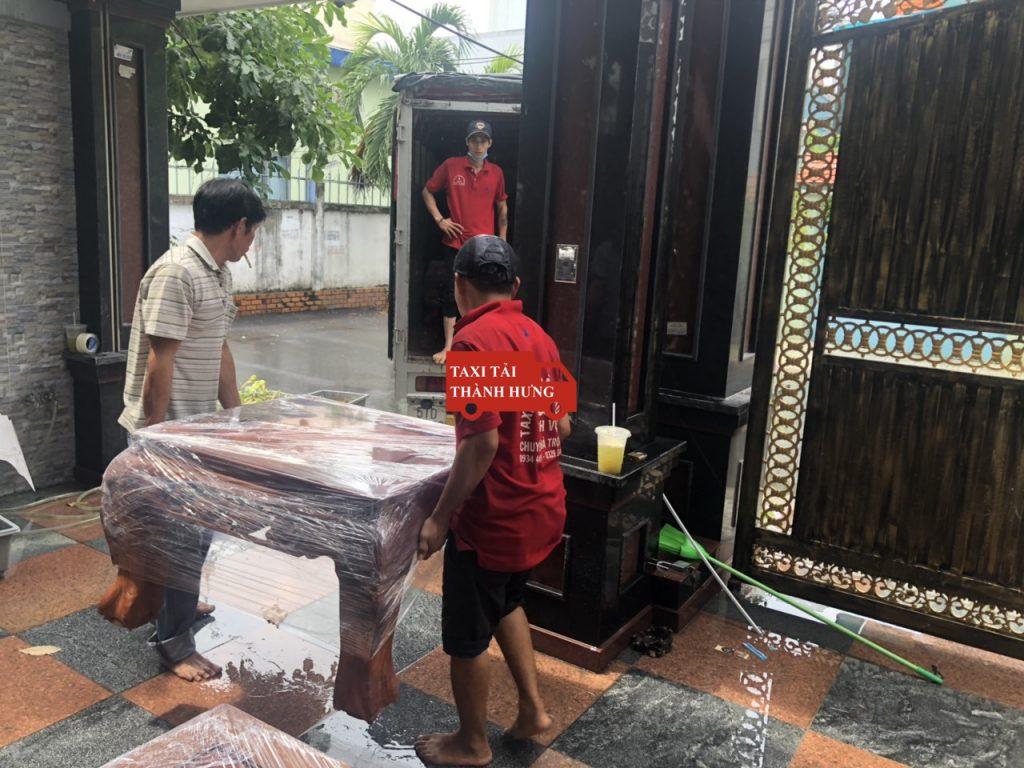 chuyển nhà thành hưng,Taxi tải Thành Hưng chuyển nhà quận 12