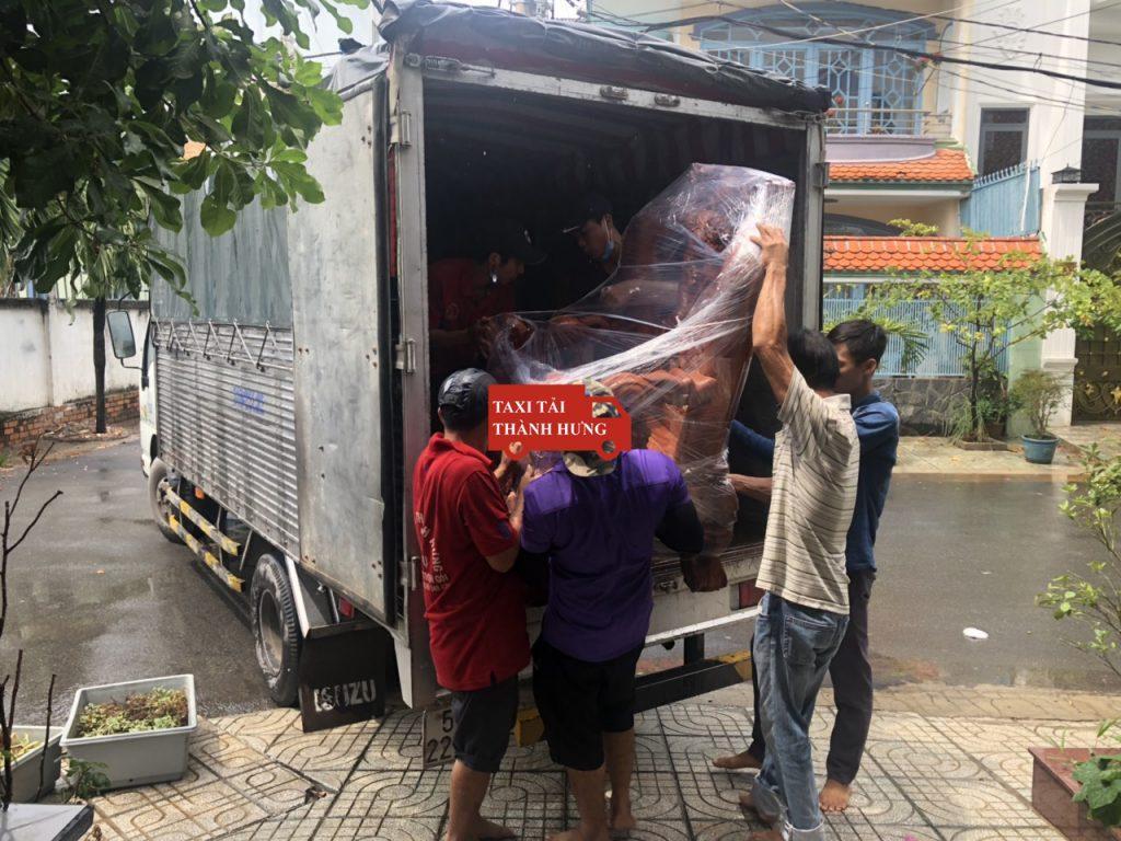 chuyển nhà thành hưng,Taxi tải Thành Hưng chuyển nhà quận 4