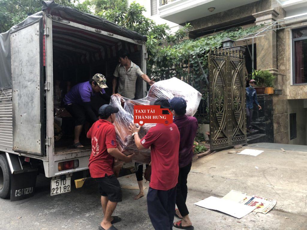 chuyển nhà thành hưng,Taxi tải Thành Hưng chuyển nhà quận Bình Thạnh