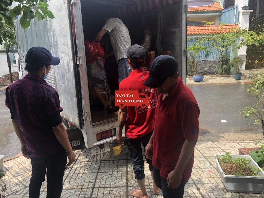 chuyển nhà thành hưng,Taxi tải Thành Hưng chuyển nhà quận 5