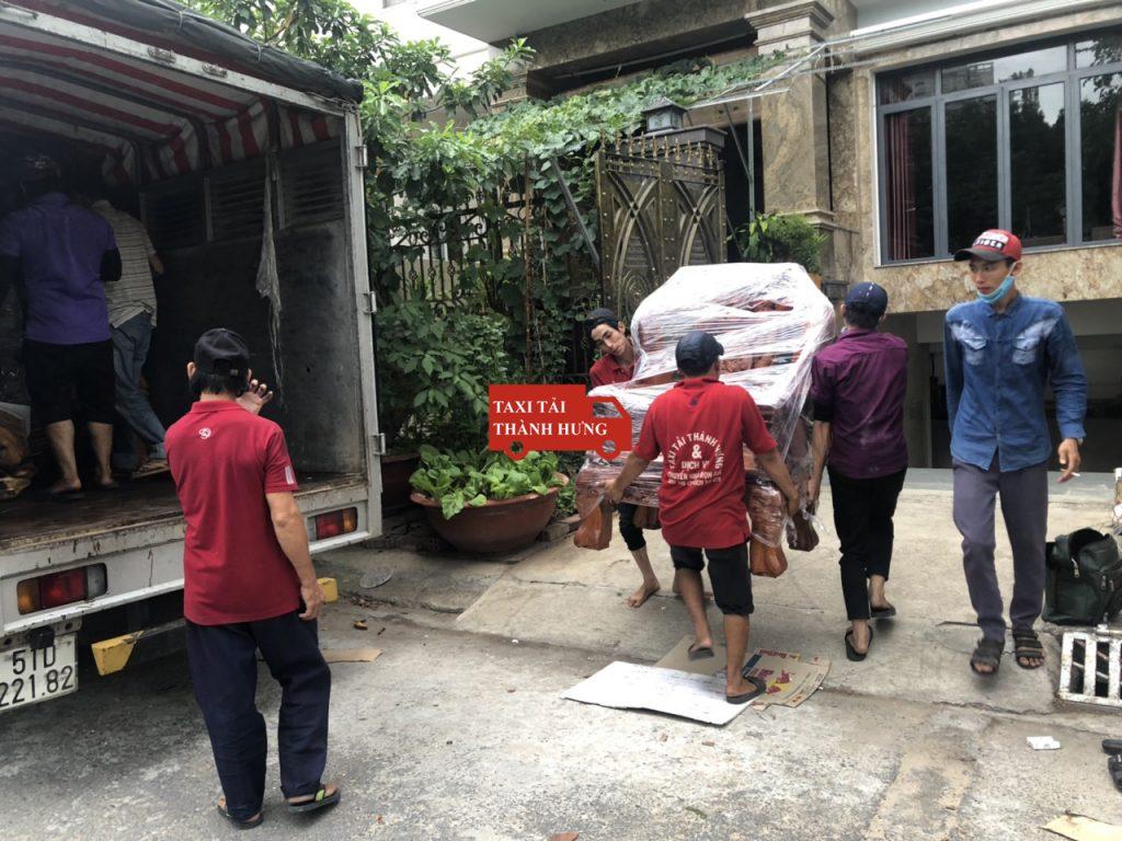 chuyển nhà thành hưng,Taxi tải Thành Hưng chuyển nhà quận Bình Tân