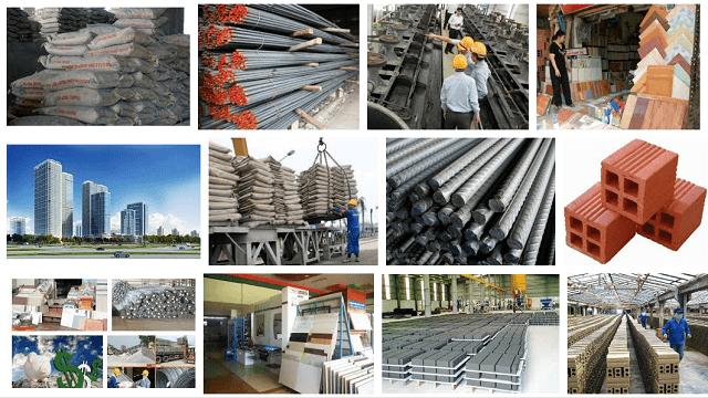 Top 10 đơn vị phân phối vật liệu xây dựng uy tín nhất tại Tphcm