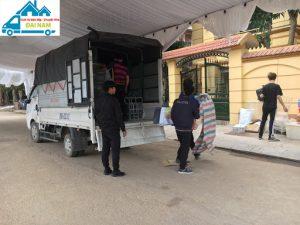 Dịch vụ chuyển nhà trọn gói chuyên nghiệp, giá rẻ tại Đại Nam