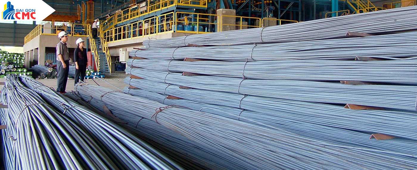 Giá sắt thép xây dựng tại Đồng Nai