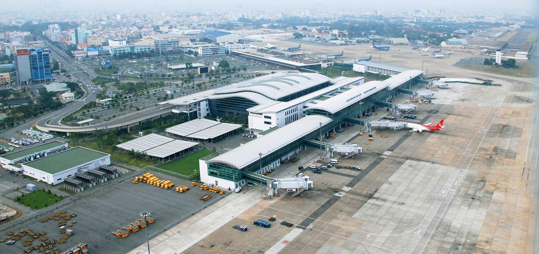 Taxi tại sân bay Tân Sơn Nhất